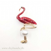 Brooch Pin (Swan)