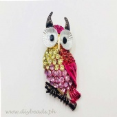 Brooch Pin (Owl)