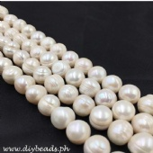 Fresh Water Pearl Round (11-12mm)