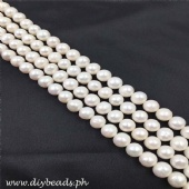 Fresh Water Pearl Round (9-10mm)
