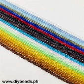 Glass Beads Round (Small) (approx. 53 pcs.)