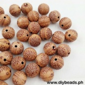 WoodBeads (#12mm)