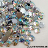 Rhinestone Rainbow  6mm