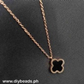 Rosegold Necklace Php100