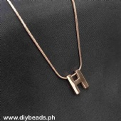 Rosegold Necklace Php145