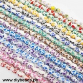 Ceramic Beads 10mm(approx.29pcs)
