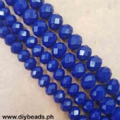 Crystal Siopao Chalk Royal Blue