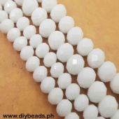 Crystal Siopao Chalk White