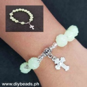 R 13 Luminous Rosary 8mm