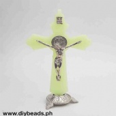 Luminous St. Benedict Statue 16mm