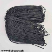 Wax Cord (Black & Brown)