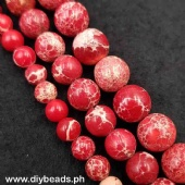 Sea Sediment Jasper (Red)
