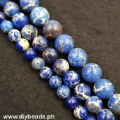 Sea Sediment Jasper (Blue)