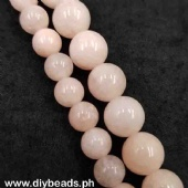 Angelite Stone (Light Peach)