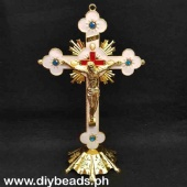 Cross White w/ stand