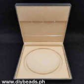 Round Necklace Box w/ Led