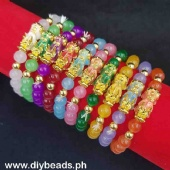 Bracelet w/ Colored Piyao