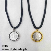 N16/N17 Necklace w/ St. Benedict