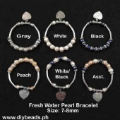 Fresh Water Pearl Bracelet (7-8mm)
