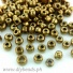 Glass Seed Beads Bronze (345g)